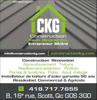 CKG Construction